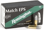 REM RE22EPS ELEY c.22 LR MATCH