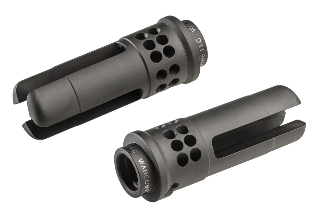 SUREFIRE WARCOMP 556 FLASH HIDER 1/2-28 THD