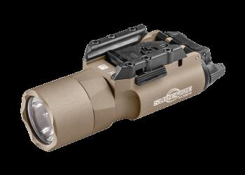 SUREFIRE X300 ULTRA 600LU WEAPONLIGHT TAN