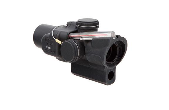 Trijicon 1.5X16 S Compact Acog Dual Ill. Red Ring 2 Moa Dot