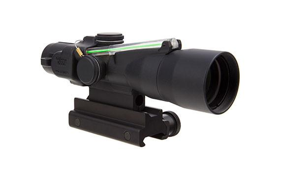 Trijicon 3X30 Compact Acog Dual Illuminated Green Crosshair