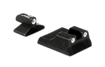 Trijicon H&K P7 3 Dot Green Front & Rear Night Sights