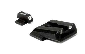 Trijicon Novak M&P 3 Dot Front&Rear Night Sight Set