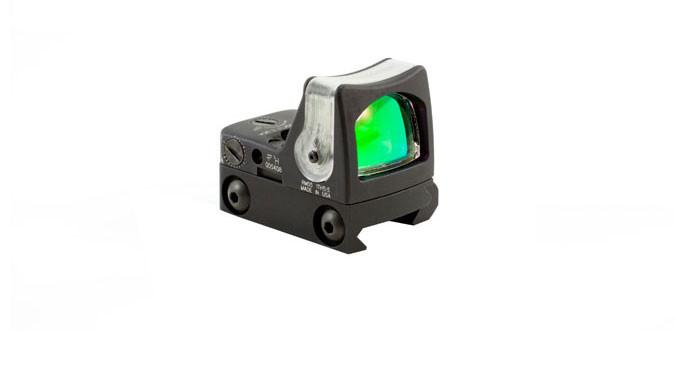 Trijicon Rmr Dual-Illuminated Sight 9.0 Moa Green Dot W Rm33