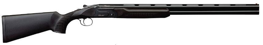 Churchill 206 Black O/U Shotgun 12ga 3