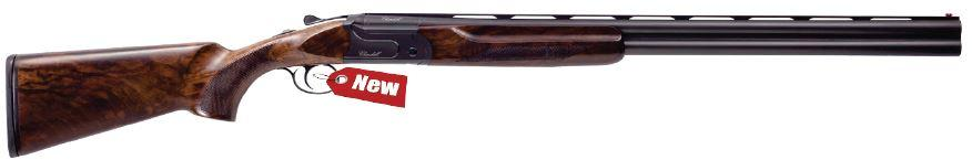Churchill 206 Black O/U Shotgun 12ga 3½