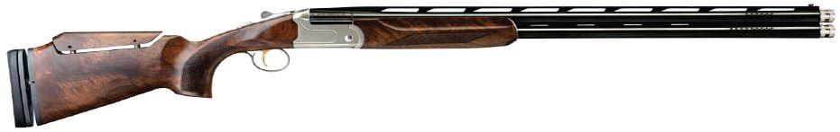 Churchill 206 SILVER Trap O&U Shotgun 12ga 3
