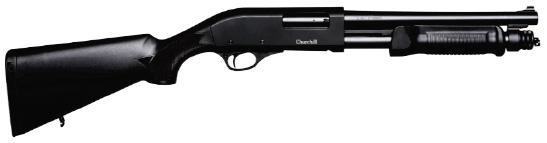 CHURCHILL PUMP 12ga 3