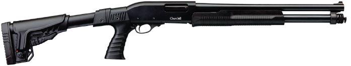Churchill Pump Shotgun 12ga 3