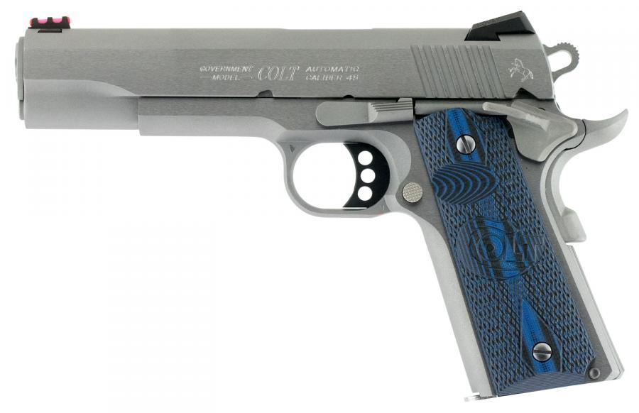 COLT 1911 COMPETITION SERIES c.45 ACP 5
