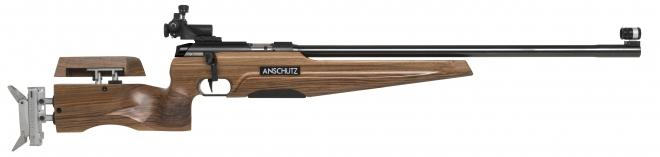 Anschutz 1927F Fortner target rifle, walnut Special order item