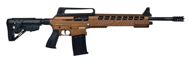 APP ONLY AXOR 12GA SEMI AUTO MF-2 BRONZE