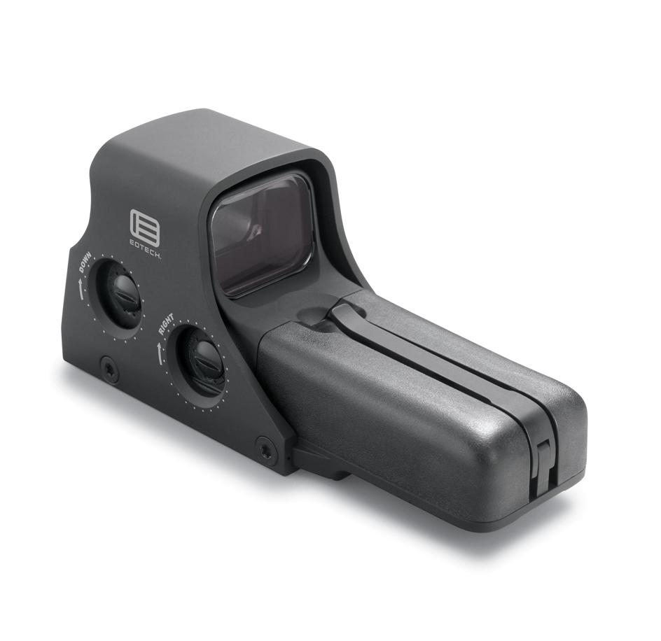 EOTECH 512 A65 68 MOA Ring  1MOA DOT AA BAT