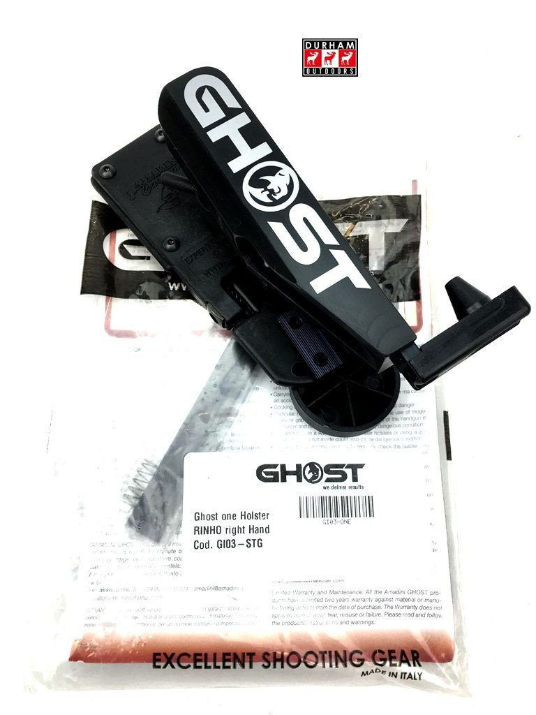 Ghost one Holster CHIAPPA RHINO right hand competition  superGhost