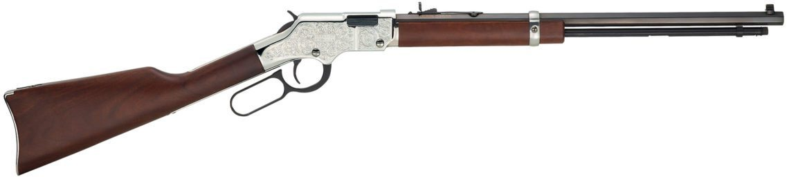 HENRY 22LR SILVER EAGLE RIFLE