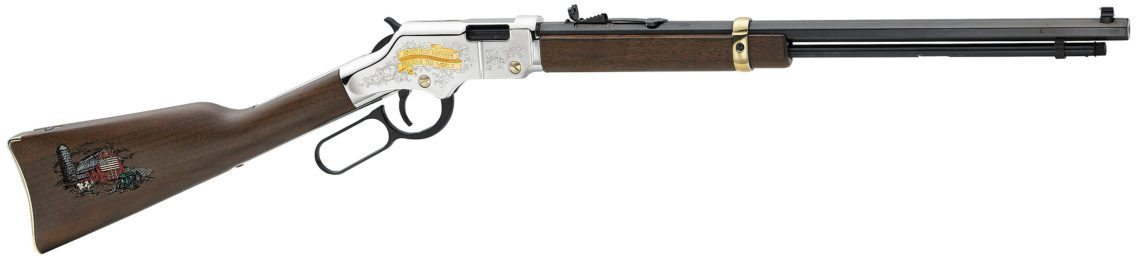 HENRY GOLDEN BOY AMERICAN FARMER c.22LR