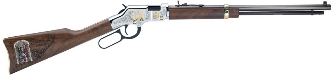 HENRY GOLDEN BOY FREEMASON c.22 LR