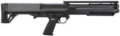 KELTEC KSG 12GA. PUMP ACTION SHOTGUN NON RESTRCTED . 18.5