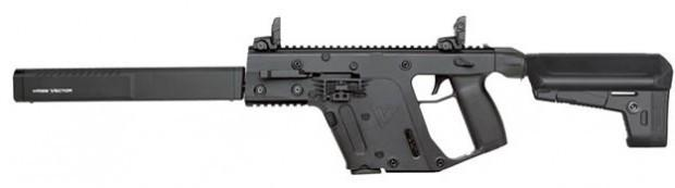 KRISS Vector GEN II  CRB in 9mm and 45ACP and 10mm non-restricted