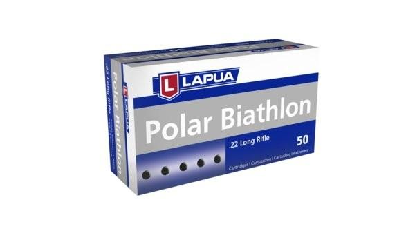 LAPUA c.22 LR POLAR BIATHOLON 335 50rd box