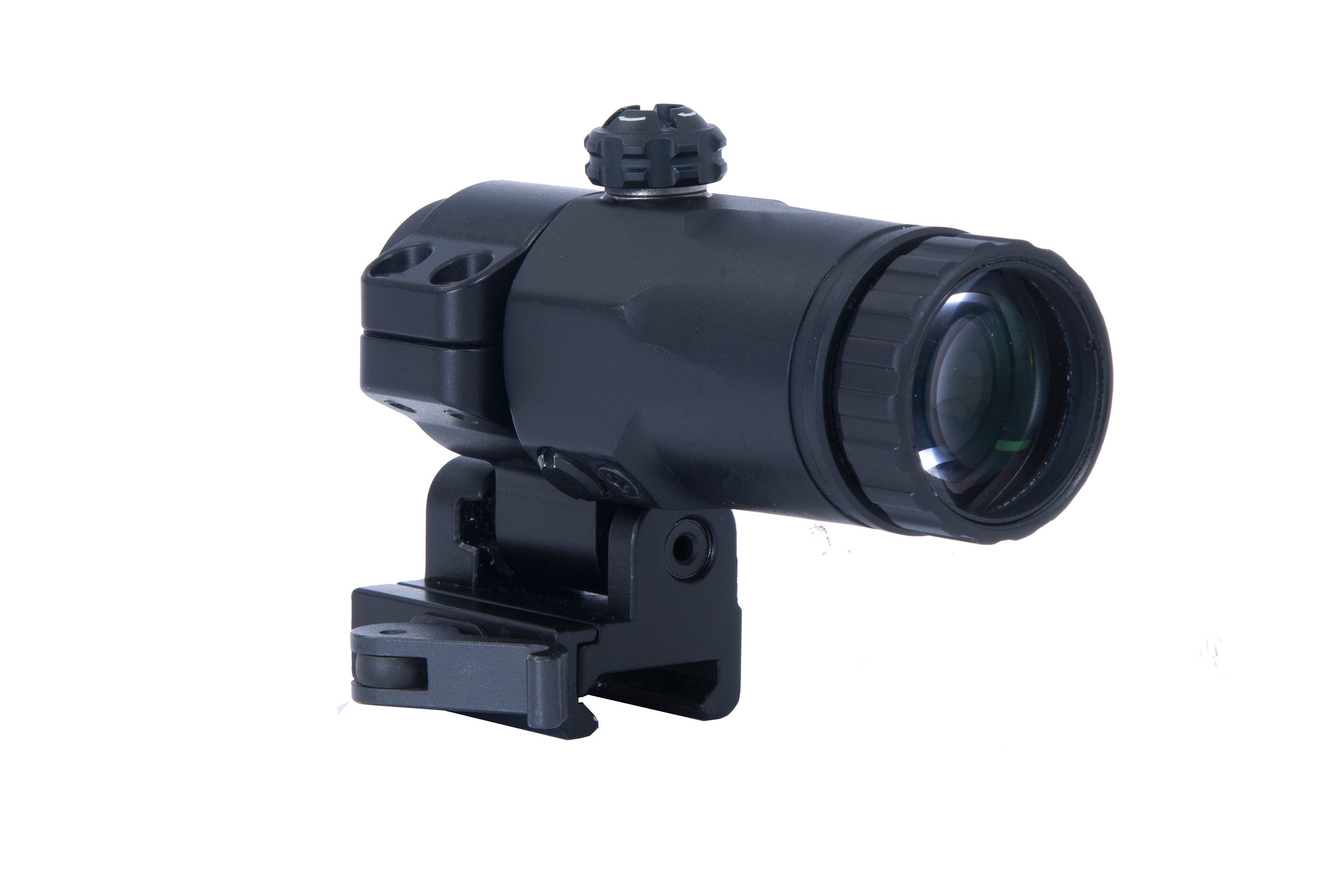 MEPRO MX3-T X3 Magnifier with Integrated Slide Flip Adaptor