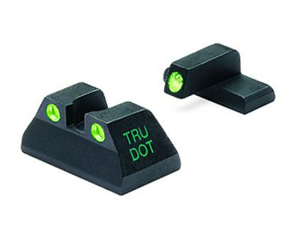 Meprolight Hk Usp Compact G/G Fixed Tru-Dot Night Sights