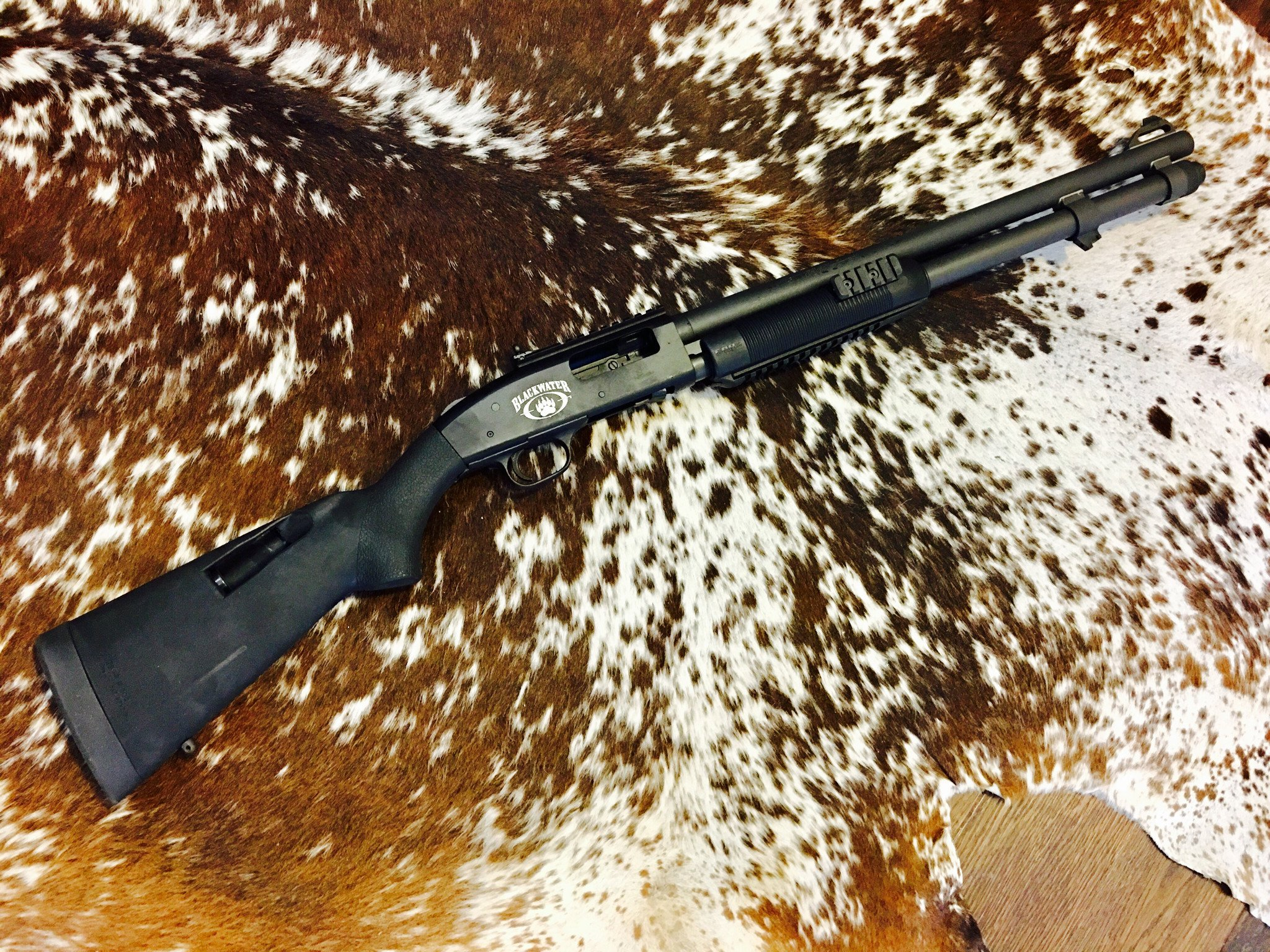 Mossberg 590A1 Blackwater 12GA 20