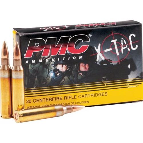PMC 5.56 X 45mm 55GR FMJ-BT 1000RDS