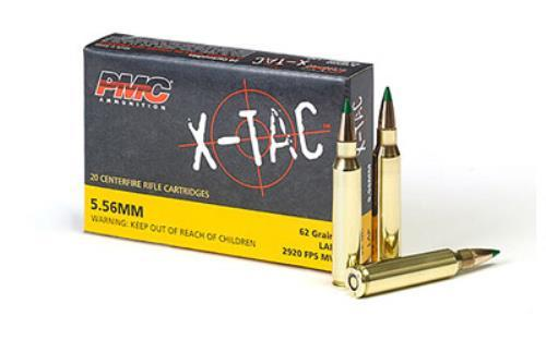 PMC 5.56 X 45mm 62 GR GREEN TIP 1000RDS