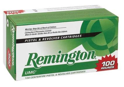 REMINGTON UMC 45ACP 100RD BOX