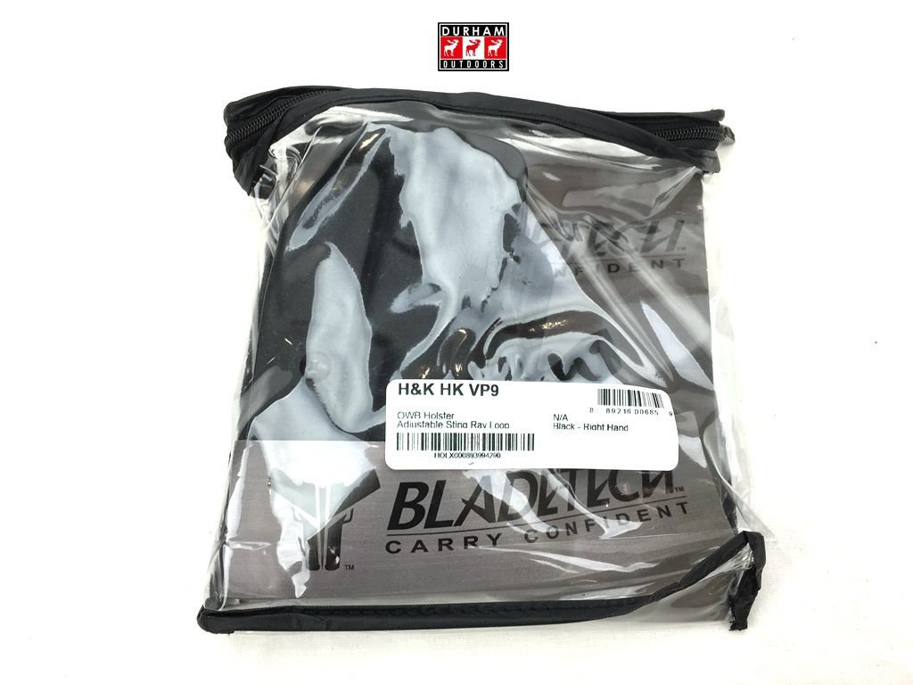 Blade Tech Industries Outside the Waistband Holster, Fits HK SFP9
