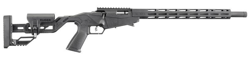 RUGER PRECISION™ RIMFIRE 22 LR Bolt Action