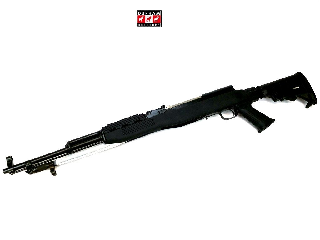 Soviet SKS Rifle 7.62x39 with Tapco Stock Black