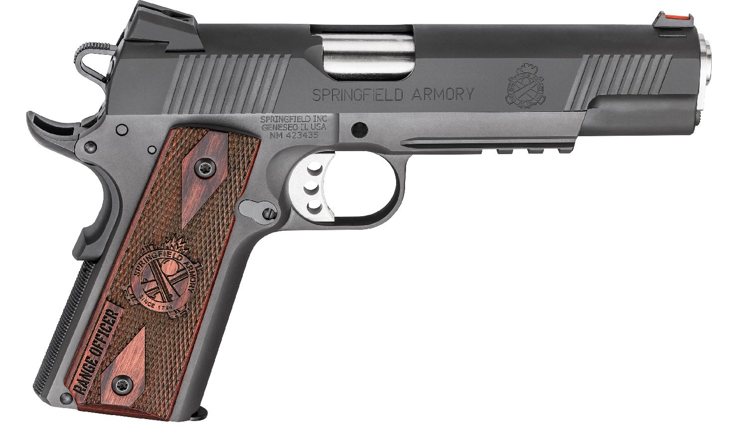 SPRINGFIELD 1911-A1 RANGE OFFICER 45ACP  5