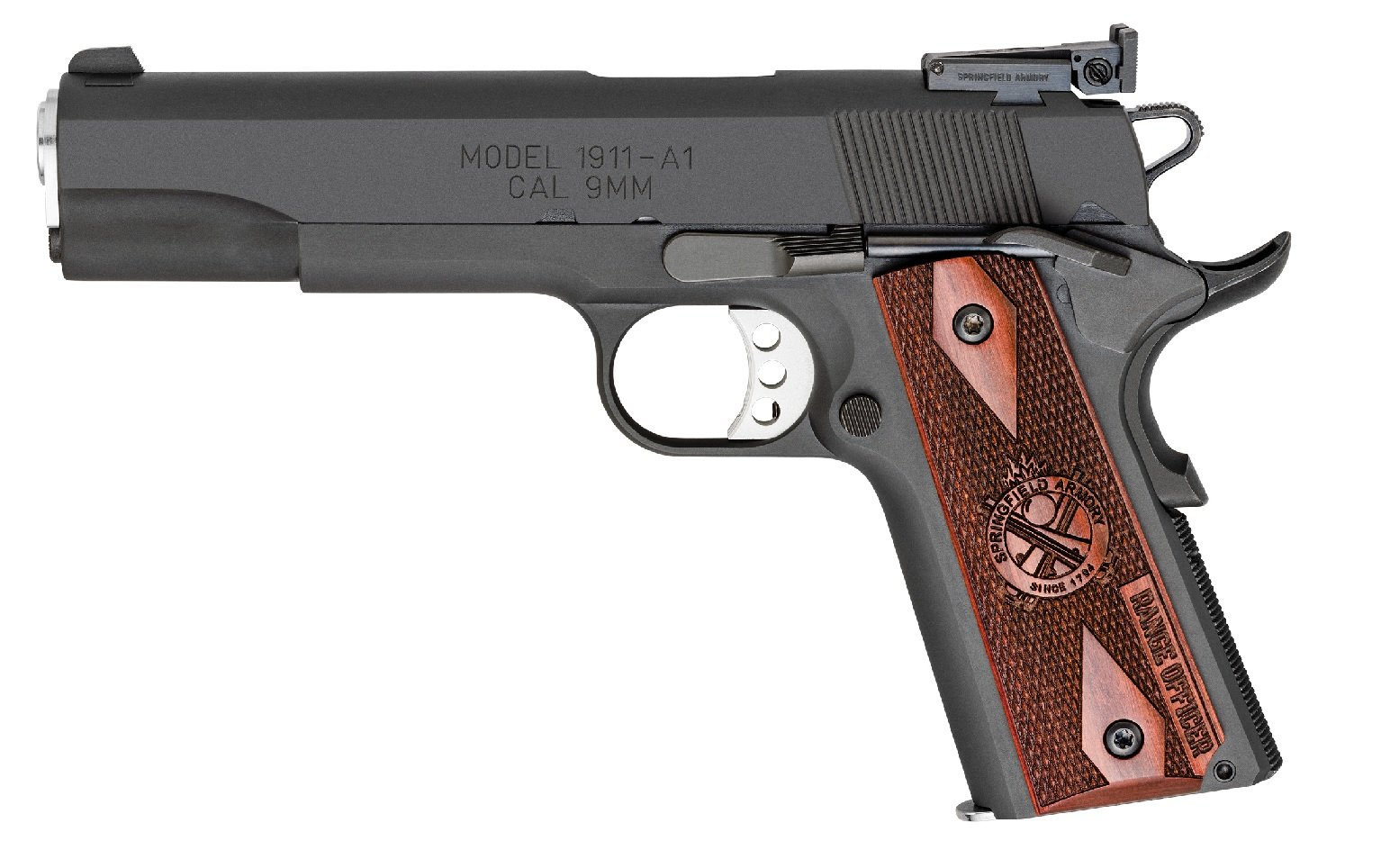 SPRINGFIELD 1911-A1 RANGE OFFICER 9MM 5