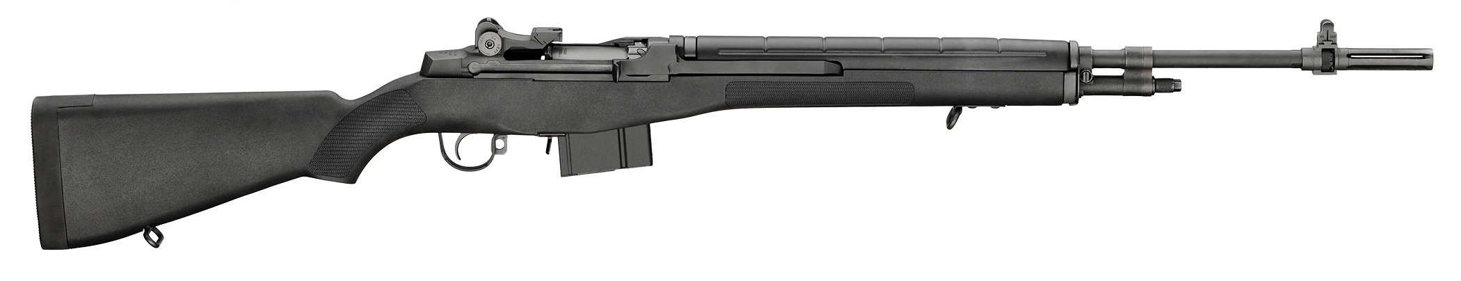 SPRINGFIELD M1A c.308 BLACK NON RESTRICTED RIFLE MA9106