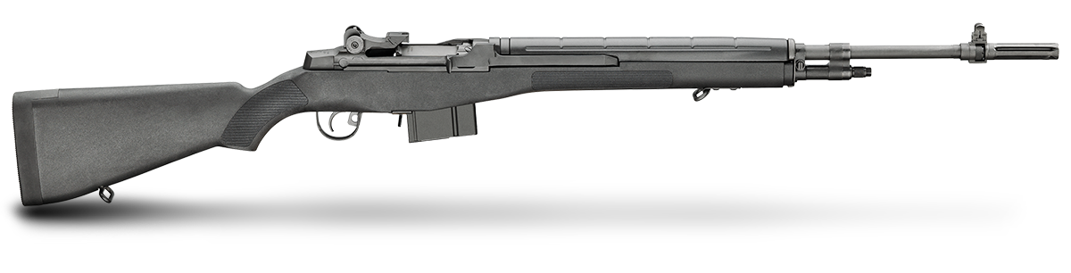 SPRINGFIELD M1A c.308 WIN BLACK STOCK 22