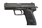 H&K USP 9MM VARIANT 1 C/W CASE BLUED