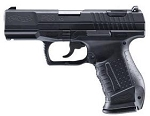 WALTHER P99AS c.9MM 10 SHT BLACK
