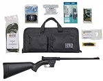 HENRY U.S. SURVIVAL AR-7 BLACK KIT W/SURVIVAL GEAR BAG