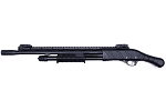 "ATA ETRO ET-09 12GA. 14"" TACTICAL W/RAIL AND SIGHTS"