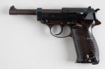 SURPLUS WALTHER P38 c.9MM SEMI AUTO WW2
