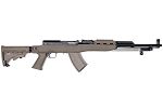 Soviet SKS Rifle 7.62x39 with Tapco Stock FDE