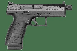 "CZ P-10 C 9MM 4.6"" BLACK THREADED BARREL P10C"