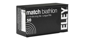 ELEY MATCH BIATHLON