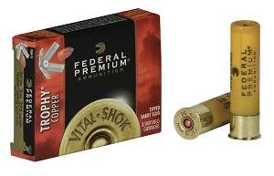 "FEDERAL 20GA 3"" 275GR TC SABOT SLUG P209TC"