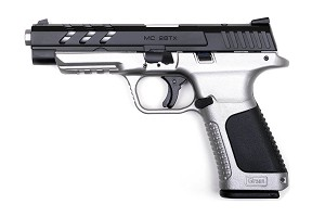 "GIRSAN MC 28 SA TACTICAL 9mm Pol. Pistol 5"" MC28TX"