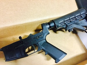BLACKFORGE AR15 c.5.56(223) LOWER ASSEMBLY