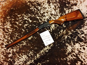 BRNO K1 single shot rifle Full stock
